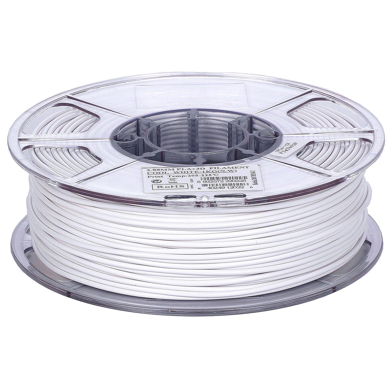 eSUN Printer Filament 2 2lbs Diameter Image 3