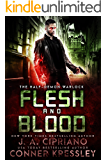 Flesh and Blood: An Urban Fantasy Novel (The Half-Demon Warlock Book 2)