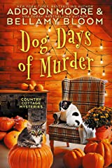 Dog Days of Murder (Country Cottage Mysteries Book 2) Kindle Edition