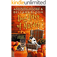 Dog Days of Murder (Country Cottage Mysteries Book 2)