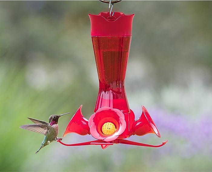 Perky-Pet-203CPBR-Pinchwaist-Hummingbird-Feeder