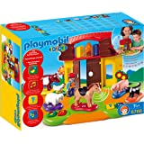 PLAYMOBIL Interactive Play and Learn 1.2.3 Farm