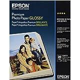 Epson Papel Fotográfico Premium Glossy (20 Hojas) , S041286