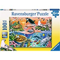 Ravensburger 10681 Beautiful Ocean Puzzle 100pc