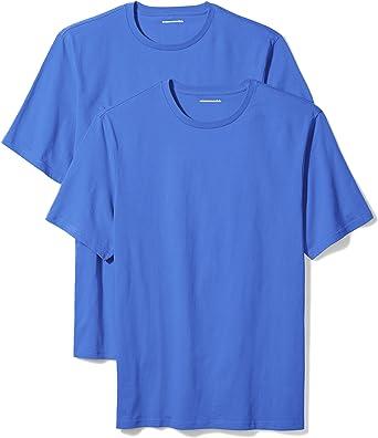 Amazon Essentials Camiseta Hombre, Pack de 2: Amazon.es: Ropa y accesorios