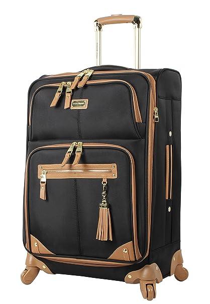 Amazon.com: Steve Madden maleta de equipaje expandible de ...