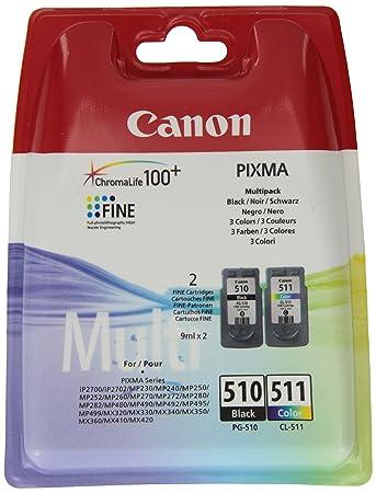 Canon PG510 CL511 Ink Cartridges