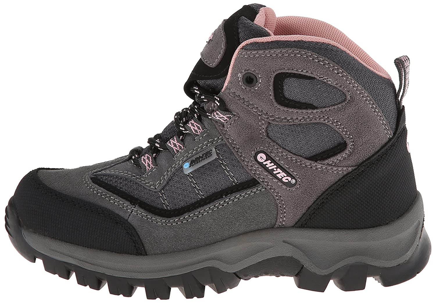 Hi-Tec Kids Unisex Hillside Waterproof Jr hiking Boot Toddler//Little Kid//Big Kid
