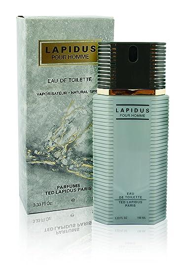 Amazon.com   Lapidus By Ted Lapidus For Men. Eau De Toilette Spray 3.3  Ounces   Perfume For Men   Beauty f8422eb935