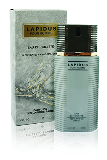 Amazoncom Lapidus By Ted Lapidus For Men Eau De Toilette Spray