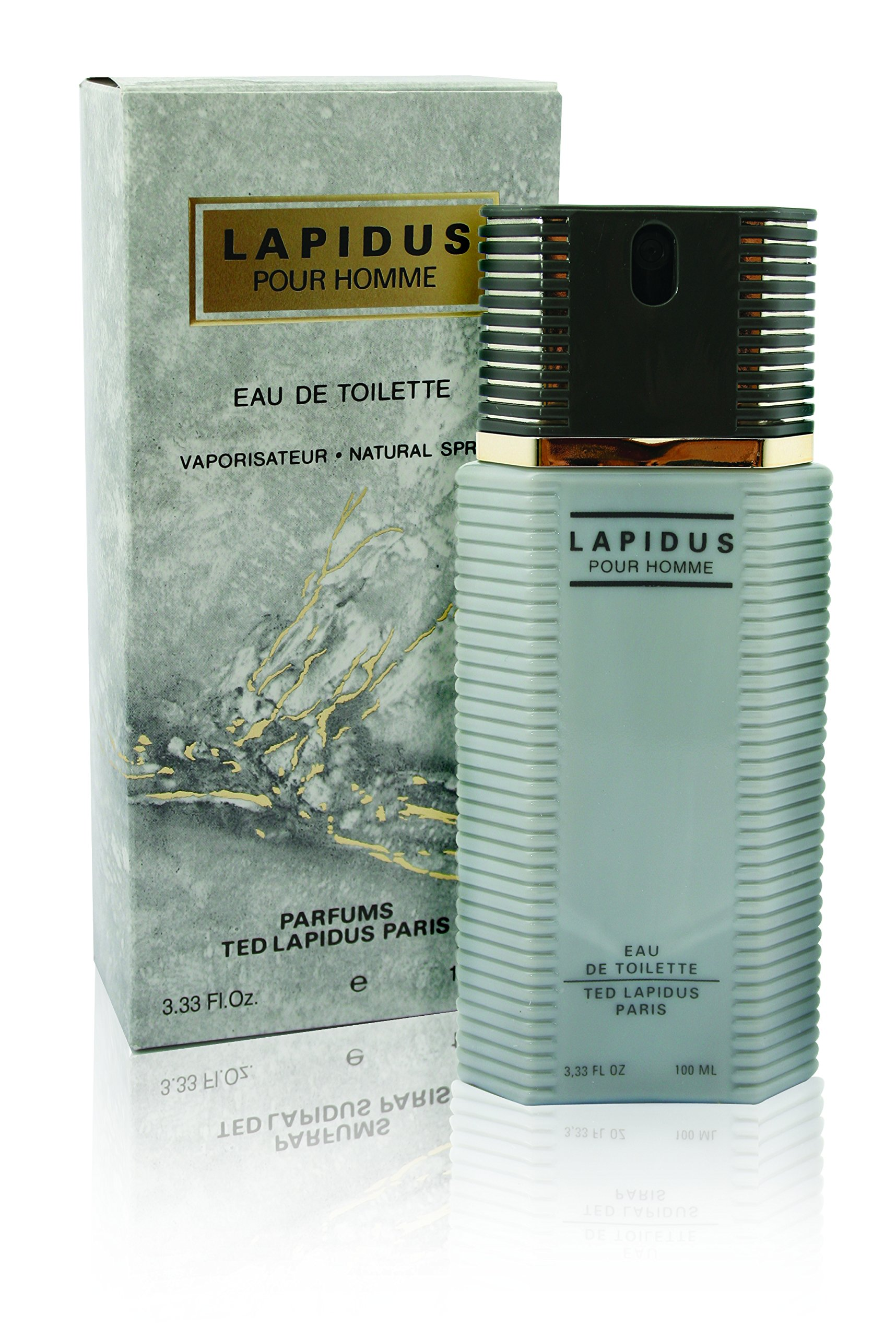 04810d4ba Ted Lapidus Lapidus Pour Homme Eau de Toilette Vaporizador 100 ml product  image