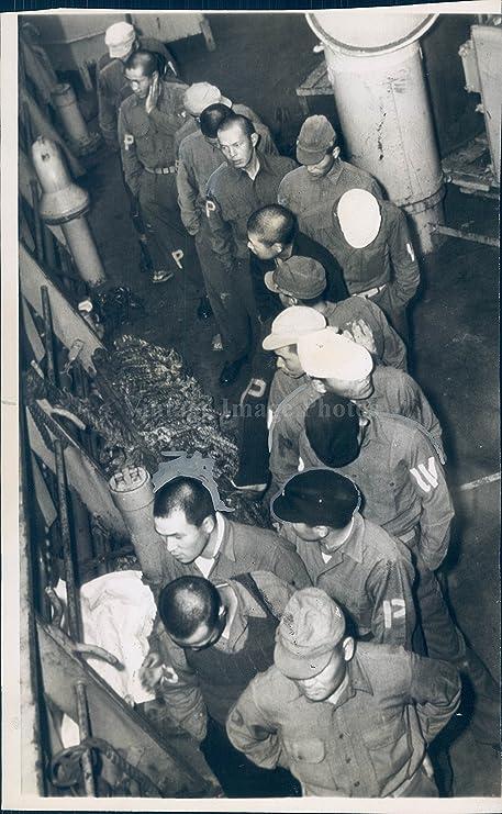 Amazon|1946年 写真 第二次世界大戦 日本人のプリズナーズ アメリカ ...