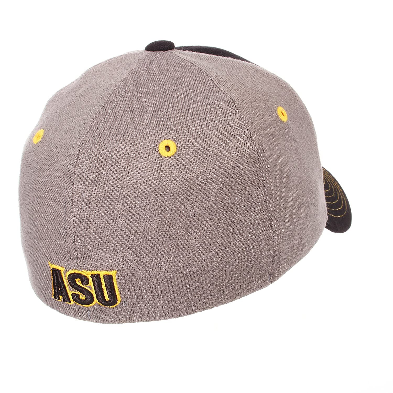 wholesale dealer 92adf 0a85d ... reduced amazon zephyr ncaa arizona state sun devils mens duo hat medium  large black gray sports