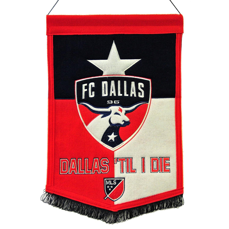 Banner red Winning Streak MLS FC Dallas Unisex FC Dallas Traditions BannerFC Dallas Traditions Banner
