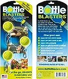 Bottle Blasters Water Bottle Cap - Mobile Shower, Pet Shower Sprayer, Pet Bath Tool, Portable Camping Shower Outdoor