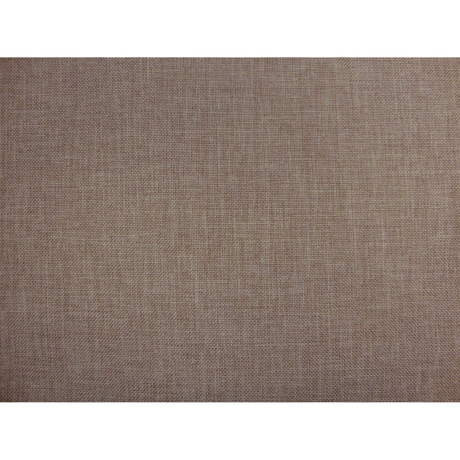 Umax Linen Texture Khaki Futon Cover Full Size, Proudly Made in USA by DCG Stores