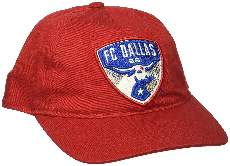 9873c23eae9 Amazon.com   adidas MLS D.C. United Women s Adjustable Slouch Hat ...