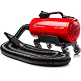 Adam's Air Cannon Car Dryer Blower – Powerful Car Detailing Car Wash Dryer | Filtered Car Air Dryers, Blowers & Blades | Safe