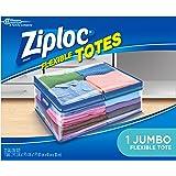 Ziploc Flexible Tote, Jumbo, 1 Count
