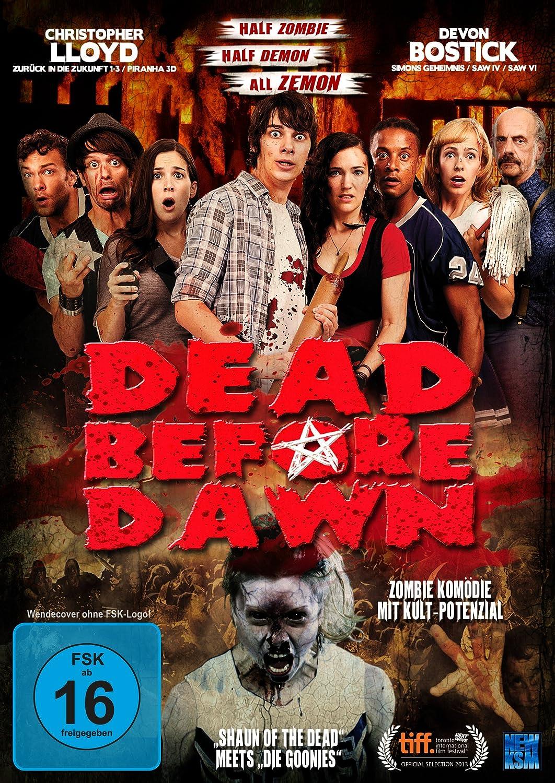Dead Before Dawn Dvd Amazon Co Uk Dvd Blu Ray