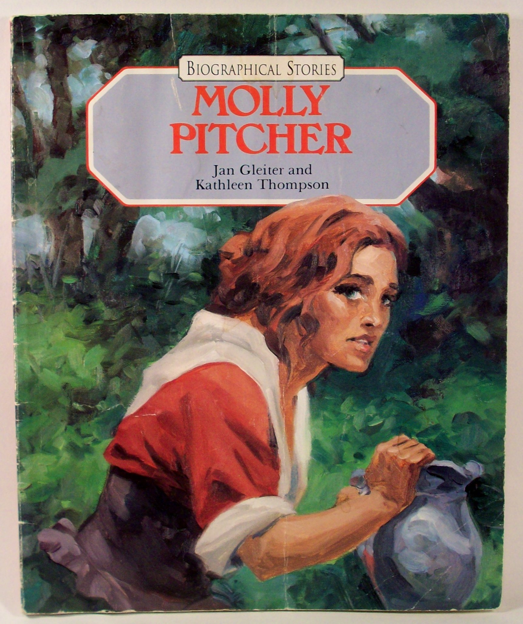molly pitcher jan gleiter 9780811483032 amazon com books