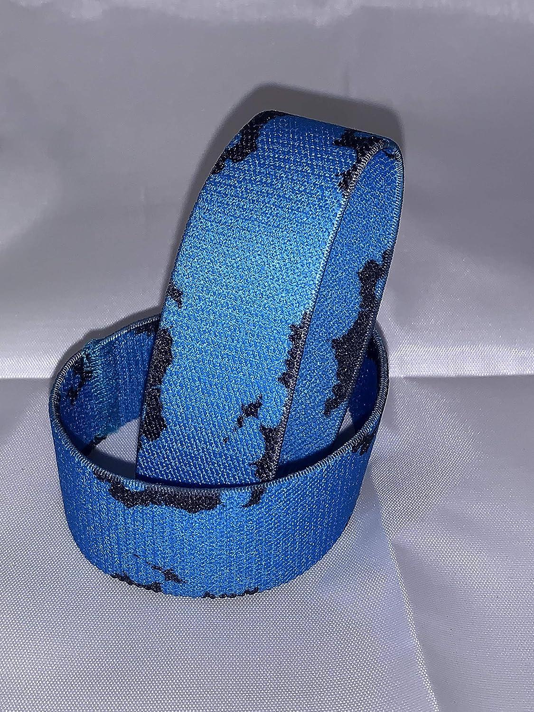 JayShea Soft Polyester Elastic Wristband Eco-Friendly Fancy Elastic Wrist Band