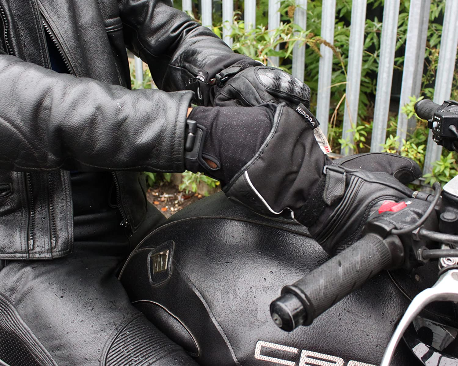Warmawear Deluxe Electric Battery Operated Heated Glove Liners