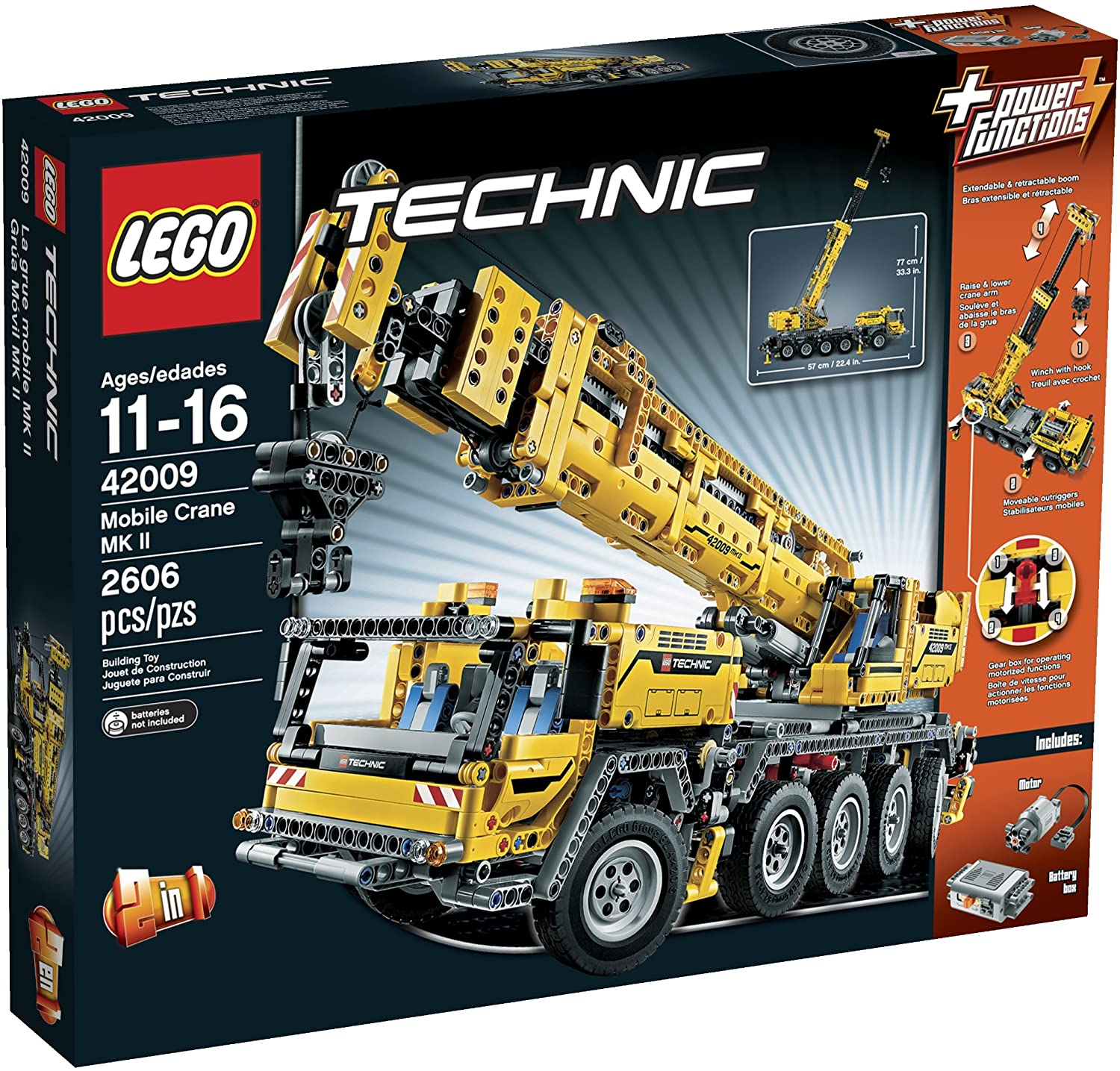 Top 7 Best LEGO Crane Sets Reviews in 2020 2