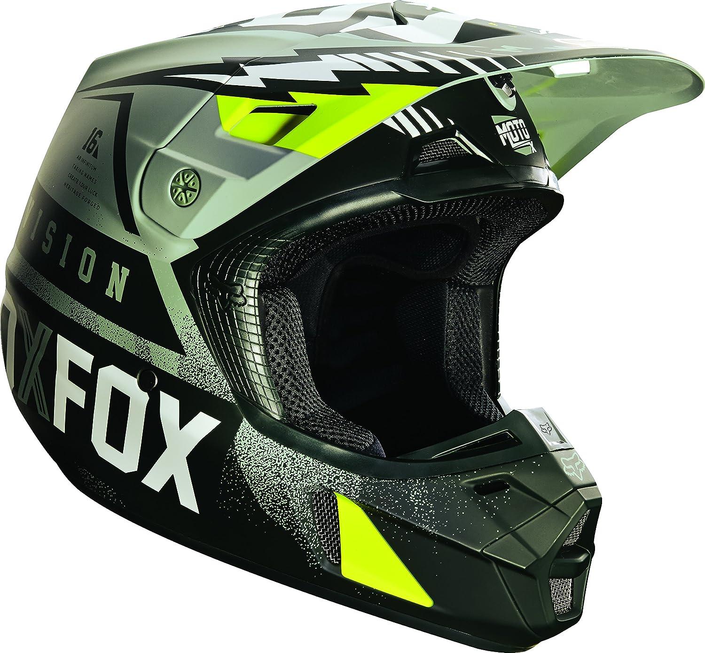Fox Racing Vicious Men S V2 Motocross Motorcycle