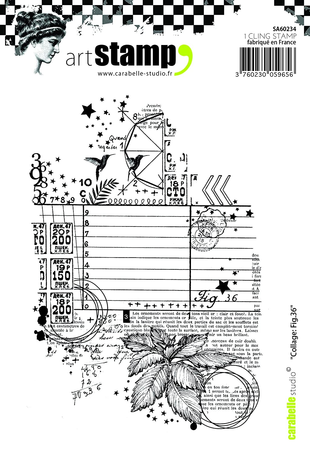 Slylive en silicone Transparent Clear Stamp DIY Fleur Art Scrapbooking Tampon /étirable # 70 as the picture showed Silicone