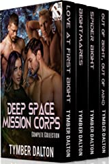 Deep Space Mission Corps Complete Collection [Box Set 79] (Siren Publishing Menage Everlasting) Kindle Edition