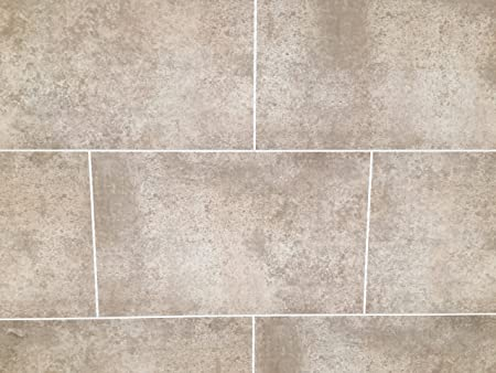 The Cladding Store 12 Cutline Beige Tile Effect Bathroom