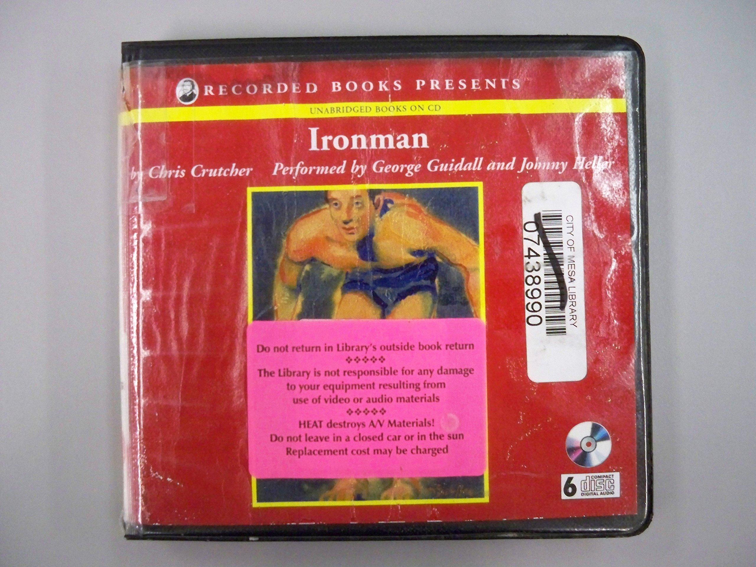 ironman chris crutcher characters