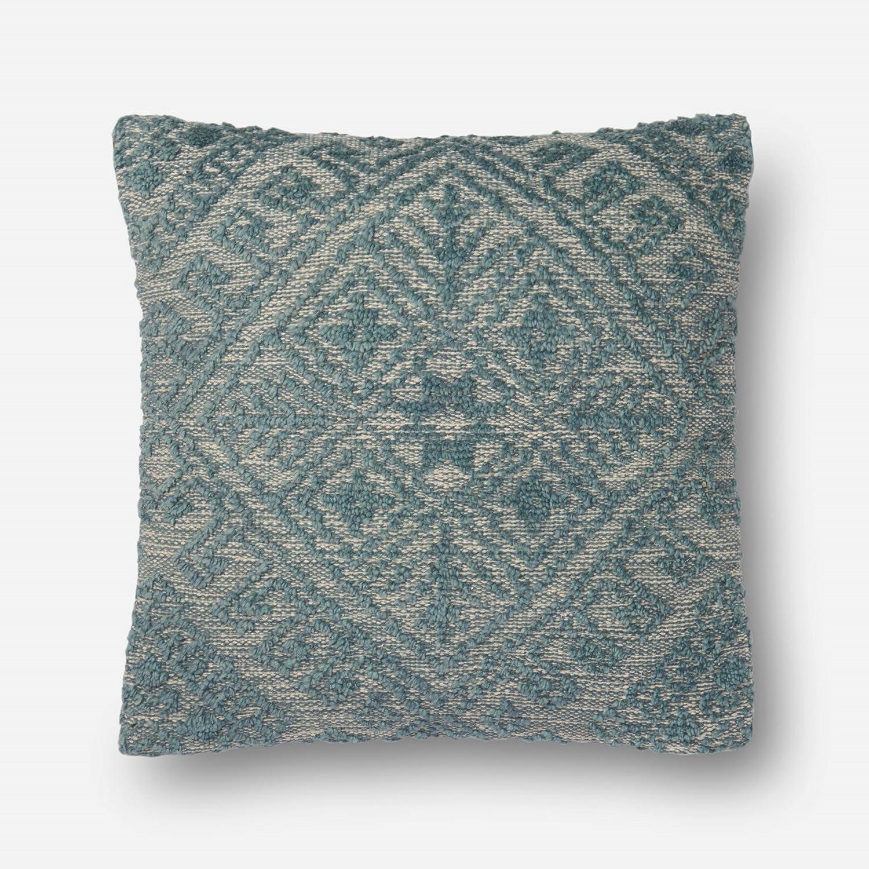 Loloi p0550綿とウール枕カバー B075FXBKPX