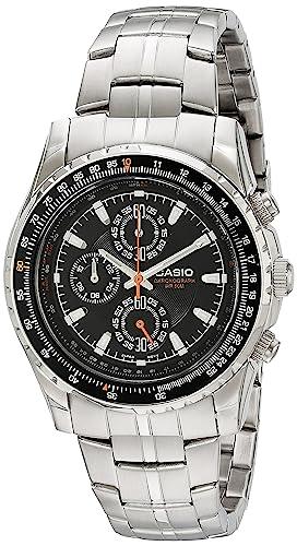 Reloj CASIO MTP-4500D-1A Cronógrafo Cadena de acero: Casio: Amazon.es: Relojes
