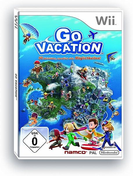 Nintendo Go Vacation - Juego (Nintendo Wii, Deportes, NAMCO BANDAI ...
