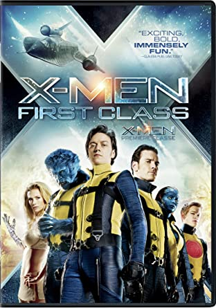 Amazon.com: X-men - First Class: James McAvoy, Michael Fassbender, Jennifer  Lawrence, Kevin Bacon, Laurence Belcher, Bill Milner, Rose Byrne, Beth  Goddard, Morgan Lily, Oliver Platt, Álex González, Jason Flemyng, Matthew  Vaughn, Adam