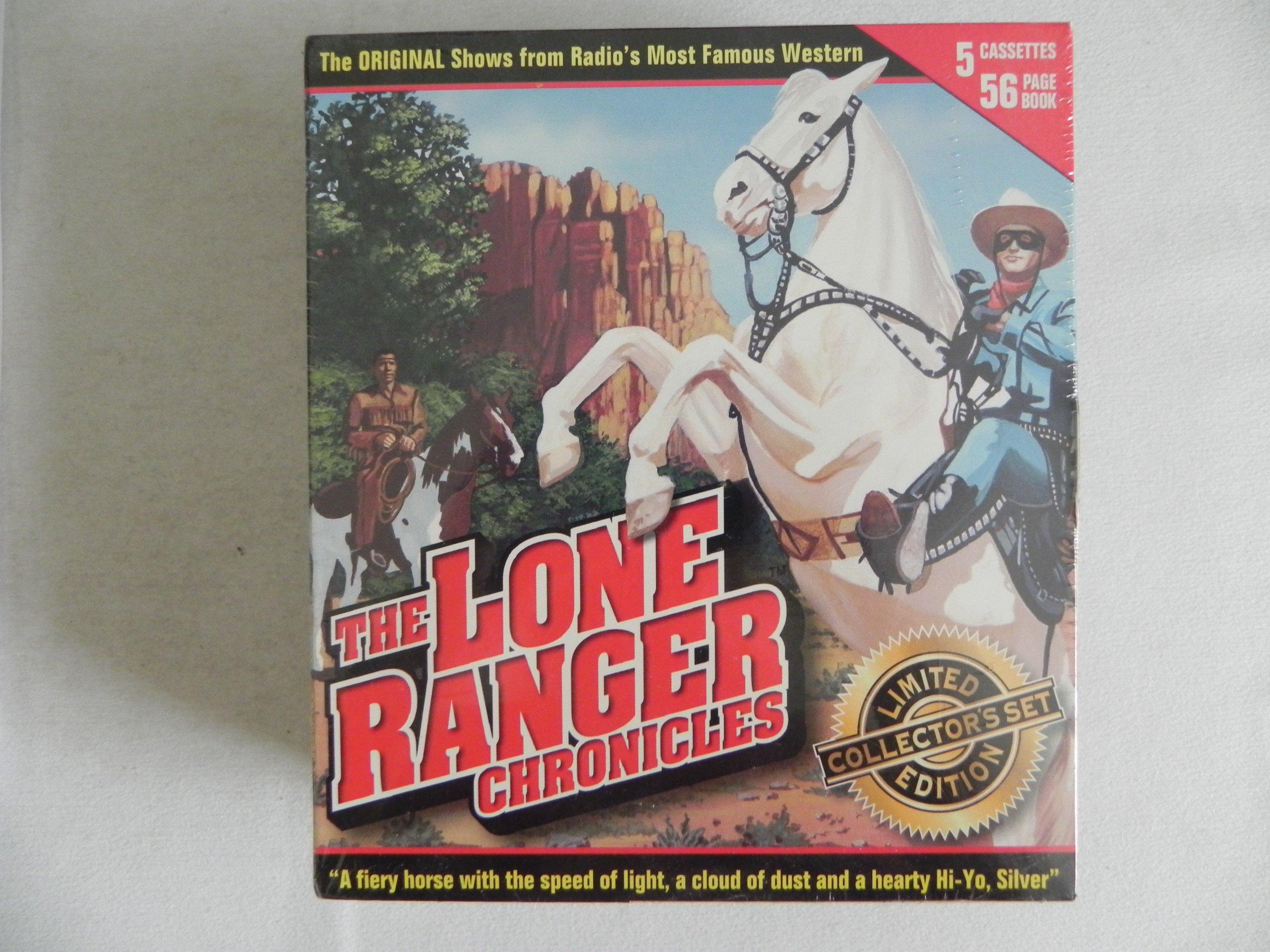 Download The Lone Ranger Chronicles (Chronicle Series) pdf epub
