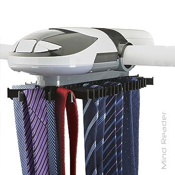 Mind Reader Elektro Tie Rack Amazon De Kuche Haushalt