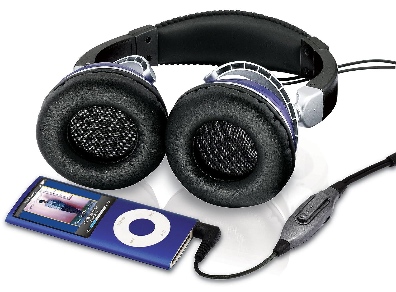 Amazon.com: iHome 2 IN 1 Stereo Speaker/Headphone System ...