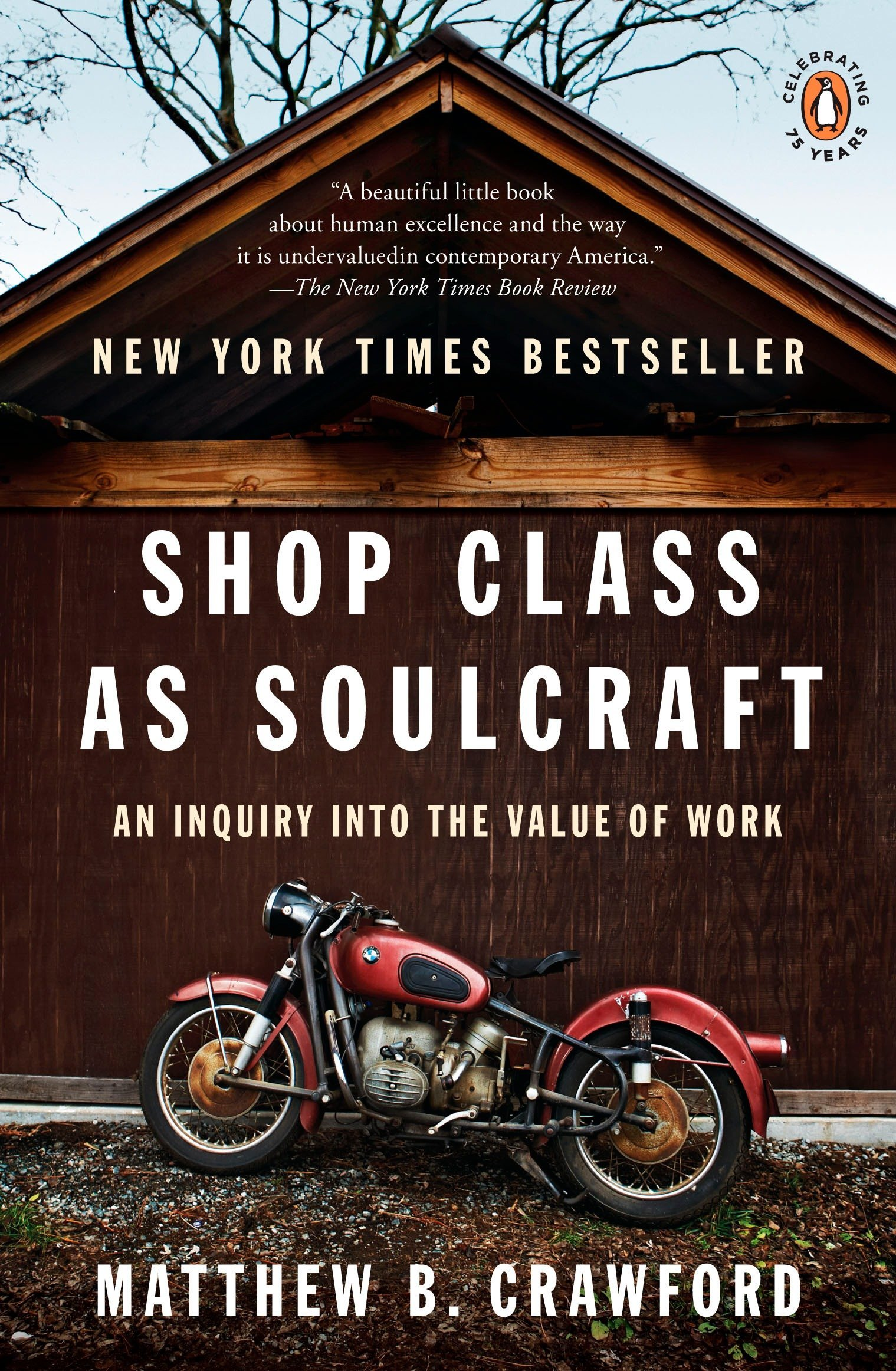Image result for shop class as soulcraft amazon