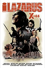Lazarus: X+66 Kindle Edition