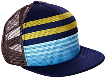 Hurley Warp 4 Trucker - Gorra de náutica para hombre, color azul marino, talla UK: Talla 5 to 6: Amazon.es: Deportes y aire libre