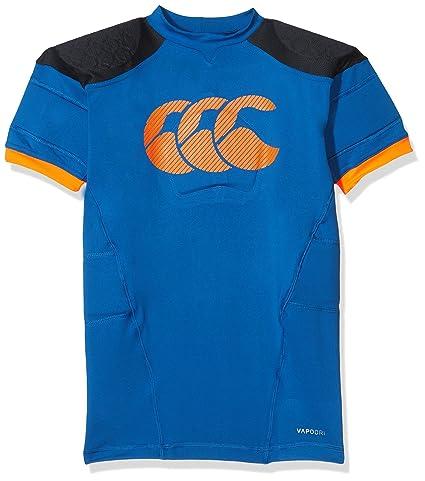 c3131cd34 Amazon.com   Canterbury Rugby 2017 Kids VapoDri Raze Protection Vest ...