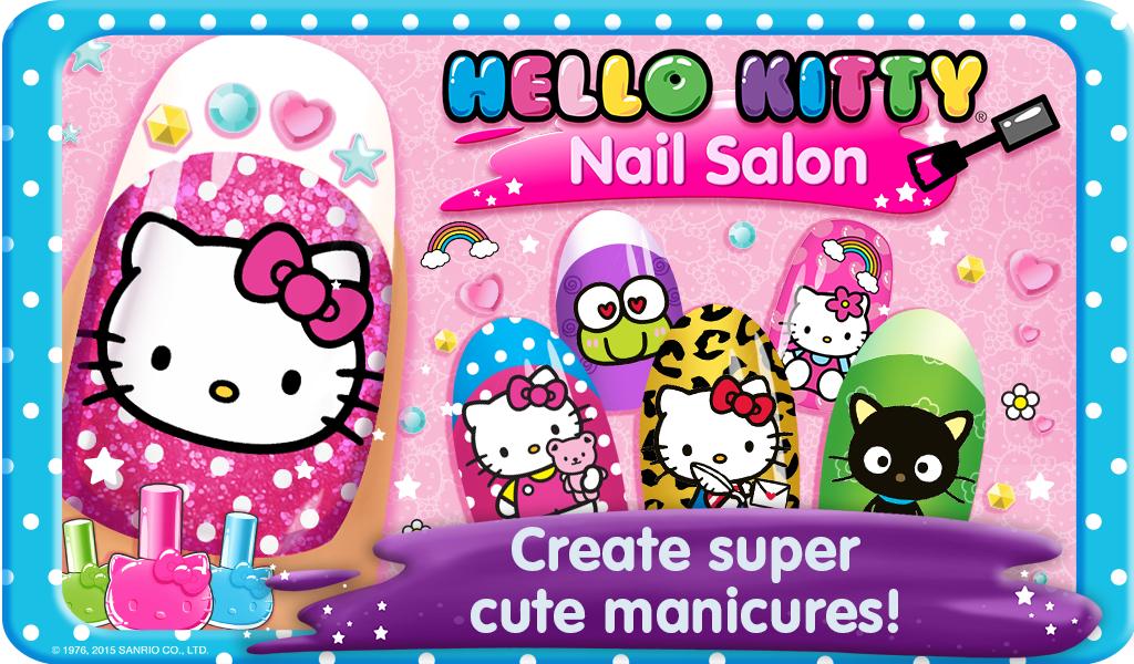 kitty nail salon