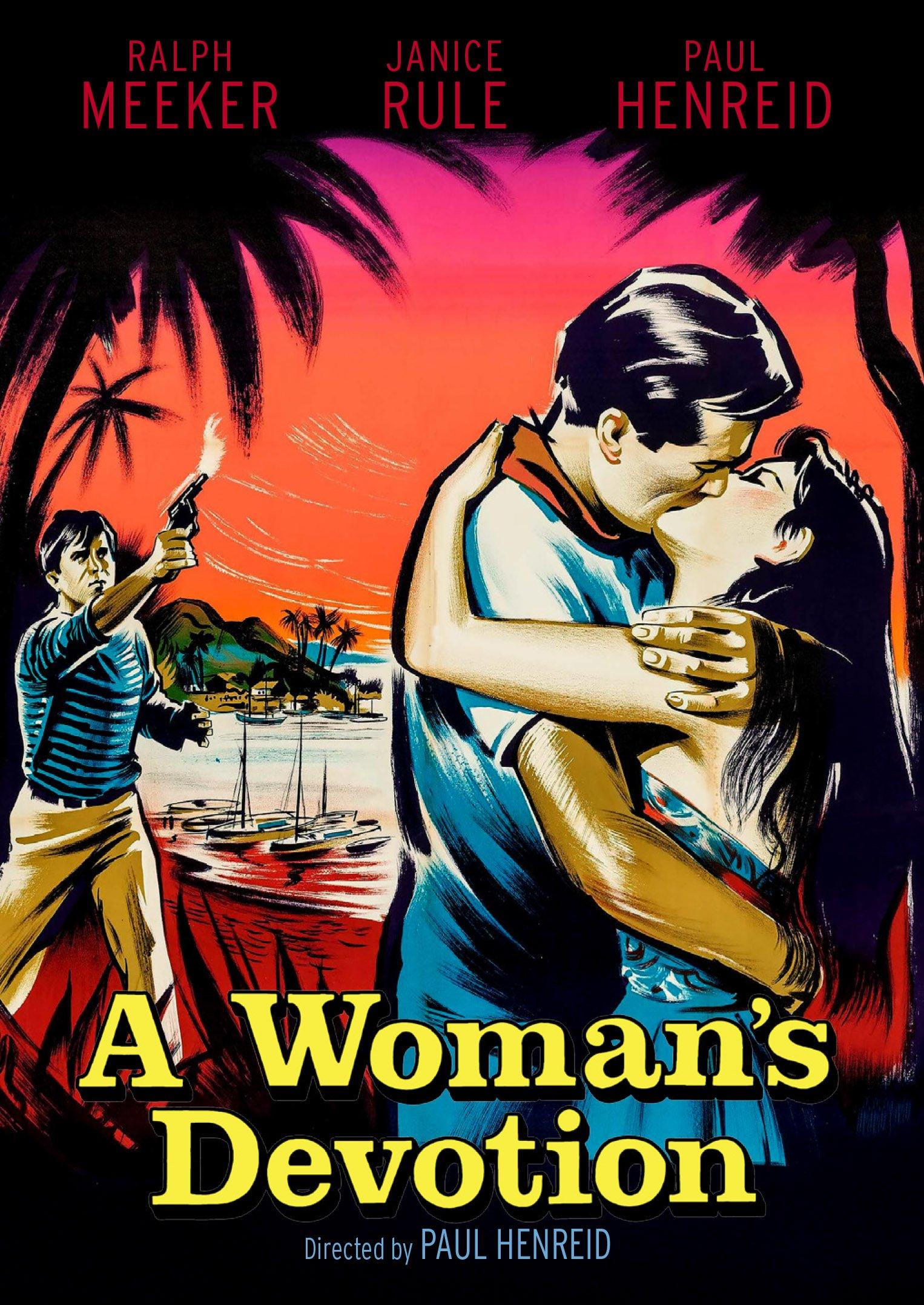 DVD : A Woman's Devotion (DVD)