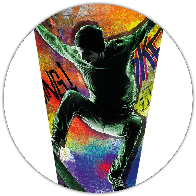 Unbekannt Schultüte -  Skateboard Skateboard Skateboard - Sport  - 70 cm - rund - incl. Name und individueller großer Schleife - Filzabschluß - Zuckertüte - mit / ohne Kunststoff Spitze - .. ce3a81