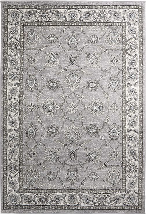 A2Z Rug Persian Vintage Design Rug Mixed Flowers Vines Pattern Area Runner Rugs