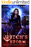 Witch's Storm (The Bone Coven Chronicles Book 2)
