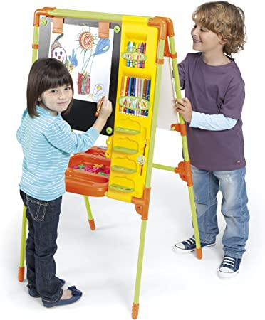artiste qui utilise les jouets pour enfant
